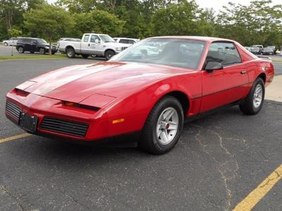 Used 1982 Pontiac Firebird Trans Am