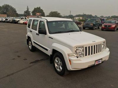 Used 2012 Jeep Liberty Sport