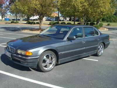 Used 2000 BMW 740 iL