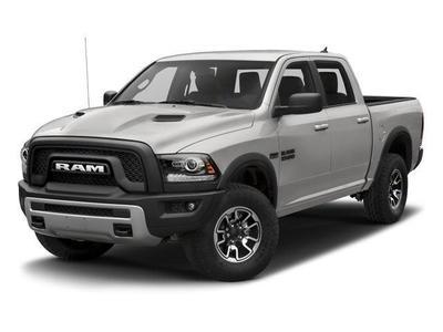 New 2018 RAM 1500 Rebel
