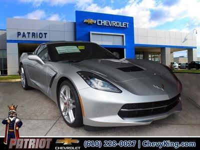 New 2018 Chevrolet Corvette Stingray