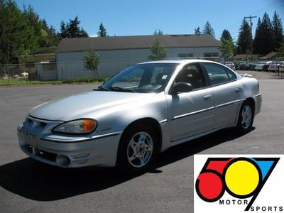 Used 2003 Pontiac Grand Am GT