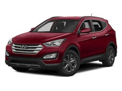 Used 2015 Hyundai Santa Fe Sport 2.0L Turbo