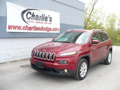 Certified 2014 Jeep Cherokee Latitude
