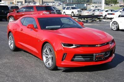 New 2018 Chevrolet Camaro 1LT