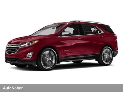New 2018 Chevrolet Equinox Premier