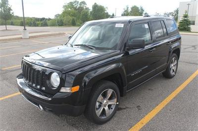 New 2017 Jeep Patriot Latitude