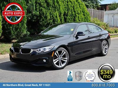 2015 BMW 428 Gran Coupe i