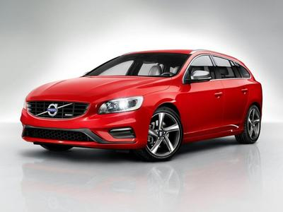 Used 2016 Volvo V60 T6 R-Design Platinum