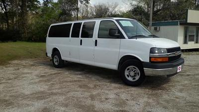 Used 2015 Chevrolet Express 3500 LT