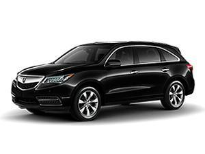 New 2016 Acura MDX 3.5L w/Advance Package