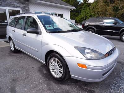 Used 2002 Ford Focus SE