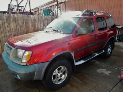 Used 2001 Nissan Xterra XE 4WD