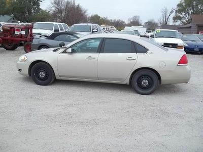 Used 2008 Chevrolet Impala Police