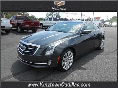 New 2016 Cadillac ATS 2.0 Turbo Luxury Collection
