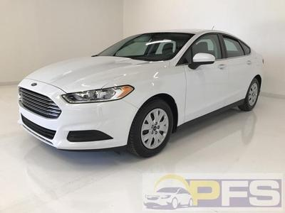 Used 2014 Ford Fusion S