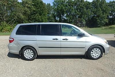 Used 2007 Honda Odyssey LX