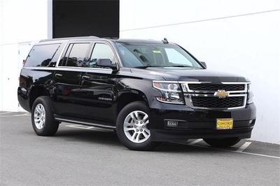 Used 2017 Chevrolet Suburban LT