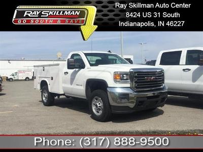 New 2017 GMC Sierra 2500 Base