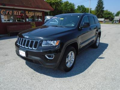 Certified 2014 Jeep Grand Cherokee Laredo