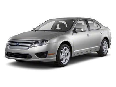 Used 2010 Ford Fusion SE