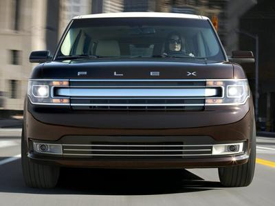 New 2017 Ford Flex Limited