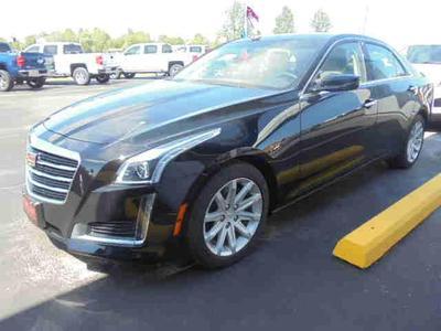 New 2016 Cadillac CTS 2.0L Turbo Standard