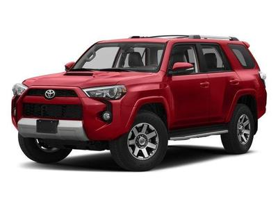 New 2017 Toyota 4Runner TRD Off Road