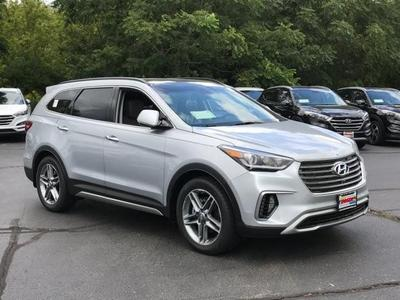 New 2018 Hyundai Santa Fe Limited