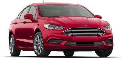 New 2018 Ford Fusion Hybrid SE