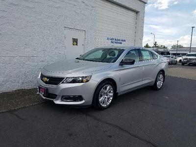 New 2017 Chevrolet Impala 1LS