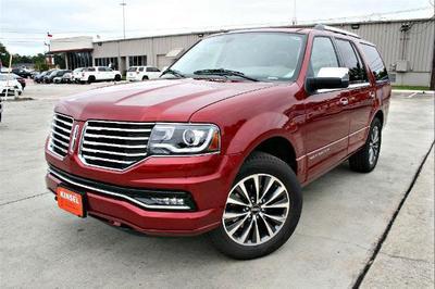 New 2016 Lincoln Navigator Select