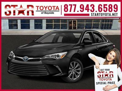 New 2016 Toyota Camry Hybrid LE