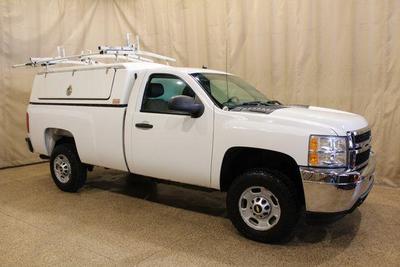 2012 Chevrolet Silverado 2500 Work Truck