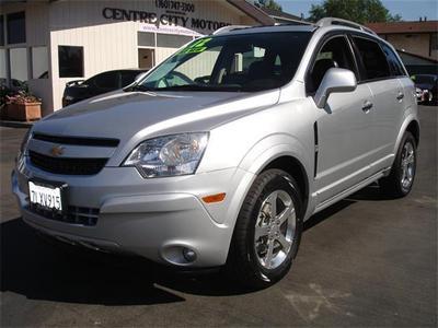 Used 2012 Chevrolet Captiva Sport LT