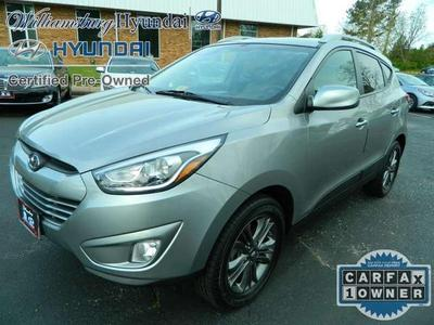 Certified 2014 Hyundai Tucson SE