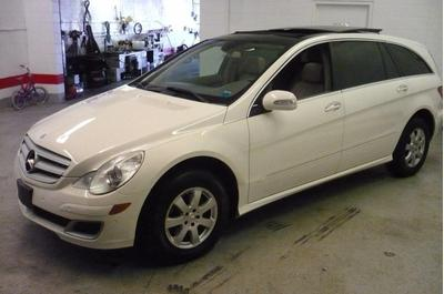 Used 2007 Mercedes-Benz R350 4MATIC