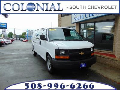 Used 2014 Chevrolet Express 2500 Work Van