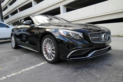 New 2017 Mercedes-Benz AMG S 65 Base