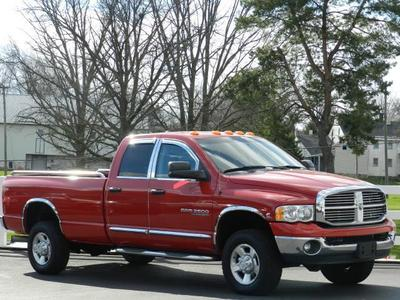 Used 2005 Dodge Ram 2500 ST Quad Cab