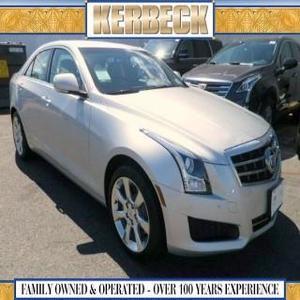 Certified 2013 Cadillac ATS