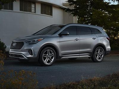 New 2017 Hyundai Santa Fe SE Ultimate