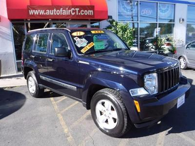 Used 2011 Jeep Liberty Sport