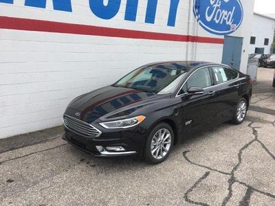 New 2017 Ford Fusion Energi SE