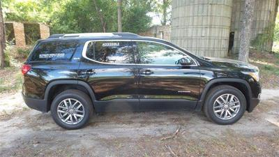 New 2017 GMC Acadia SLE2 FWD