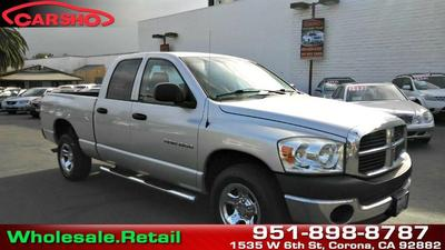Used 2007 Dodge Ram 1500 ST Quad Cab