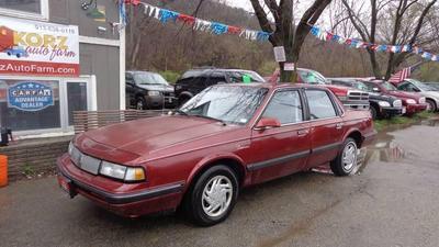 Used 1990 Oldsmobile Cutlass Ciera Base