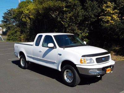 1997 Ford F-150 XLT SuperCab