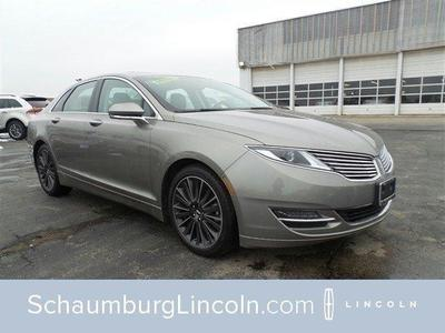 New 2015 Lincoln MKZ Base