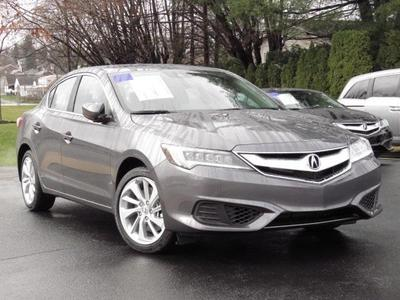 New 2017 Acura ILX Premium Package